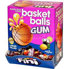 Fini Basket Balls Cola & Lemon 5gr
