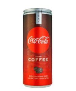 Coca Cola Plus Coffee Vanilla 250ml