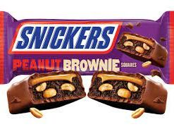 Snickers Peanut Brownie 34g