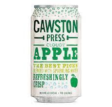 Cawston Press Cloudy Apple 330ml