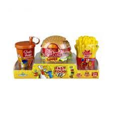 FC Fast Food Kit 104g