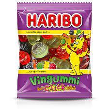 Haribo Vingummi Click Mix 10g