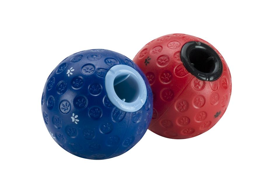 BUSTER Treat Ball, Size S, Blå 10 cm