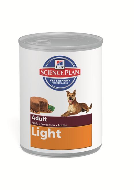 Canine Light Adult 370 gram boks