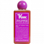 KW Brun Shampoo 200 ml.