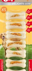 8in1 DELIGHTS BONES STRONG XS 7-PACK