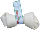 LV RawHide Tyggeknute Hvit 10-12,5 cm