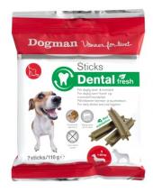 Sticks Dental Fresh 7-p 110g.