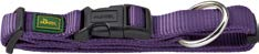 Collar Vario-Plus M/20, pull-relief Nylon violet