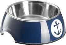 Melamine Bowl Midlum 350 ml blue/white