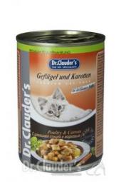 Dr.Clauder's Kylling & Gulrot 415g