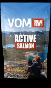 Freeze Dried Active Salmon 90 gr.