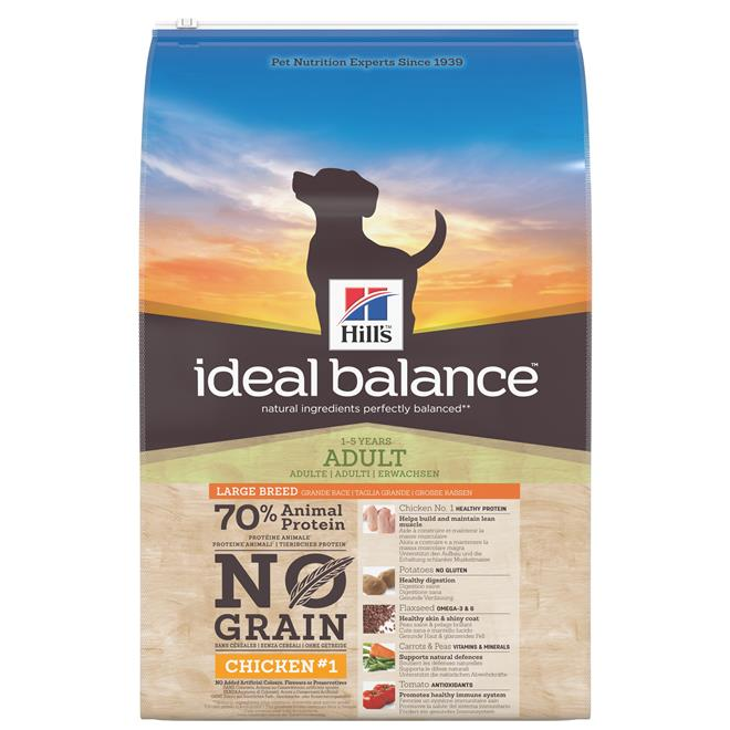 IB Canine Adult Large Breed  NoGrain Chicken and Potatos 12 kg