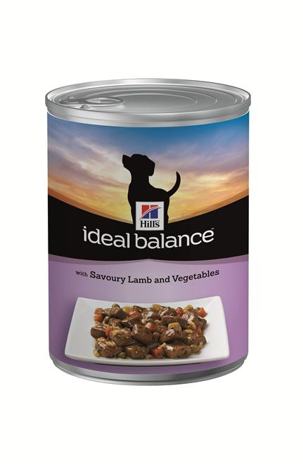 IB Canine Adult  Savoury Lamb and Vegetables 363 g