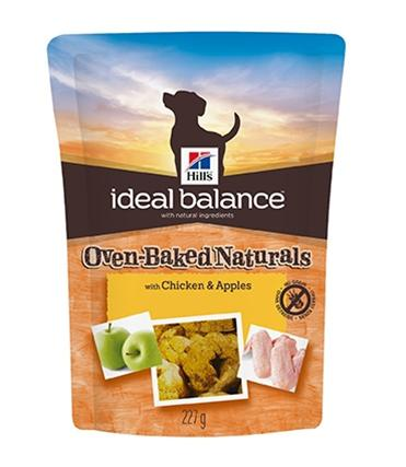 IB Canine Adult Oven-Baked Treats Chicken & Apple 227g