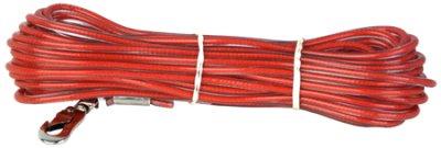 ALAC SPORLINE GJUTEN Tranp. Rød 6mm x 10m