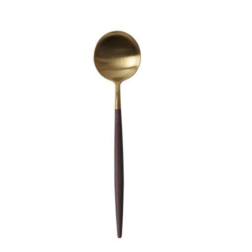 GOA BROWN GOLD TABLE SPOON