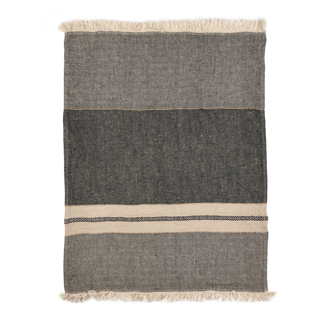 The Belgian towel, Fouta, Tack