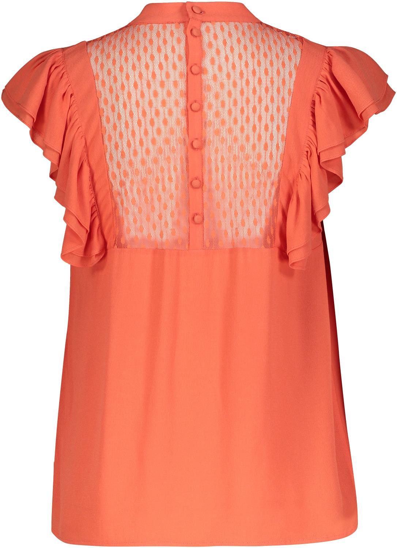 Orange Blouse  Urban Pioneers  Bluser - Dameklær er billig