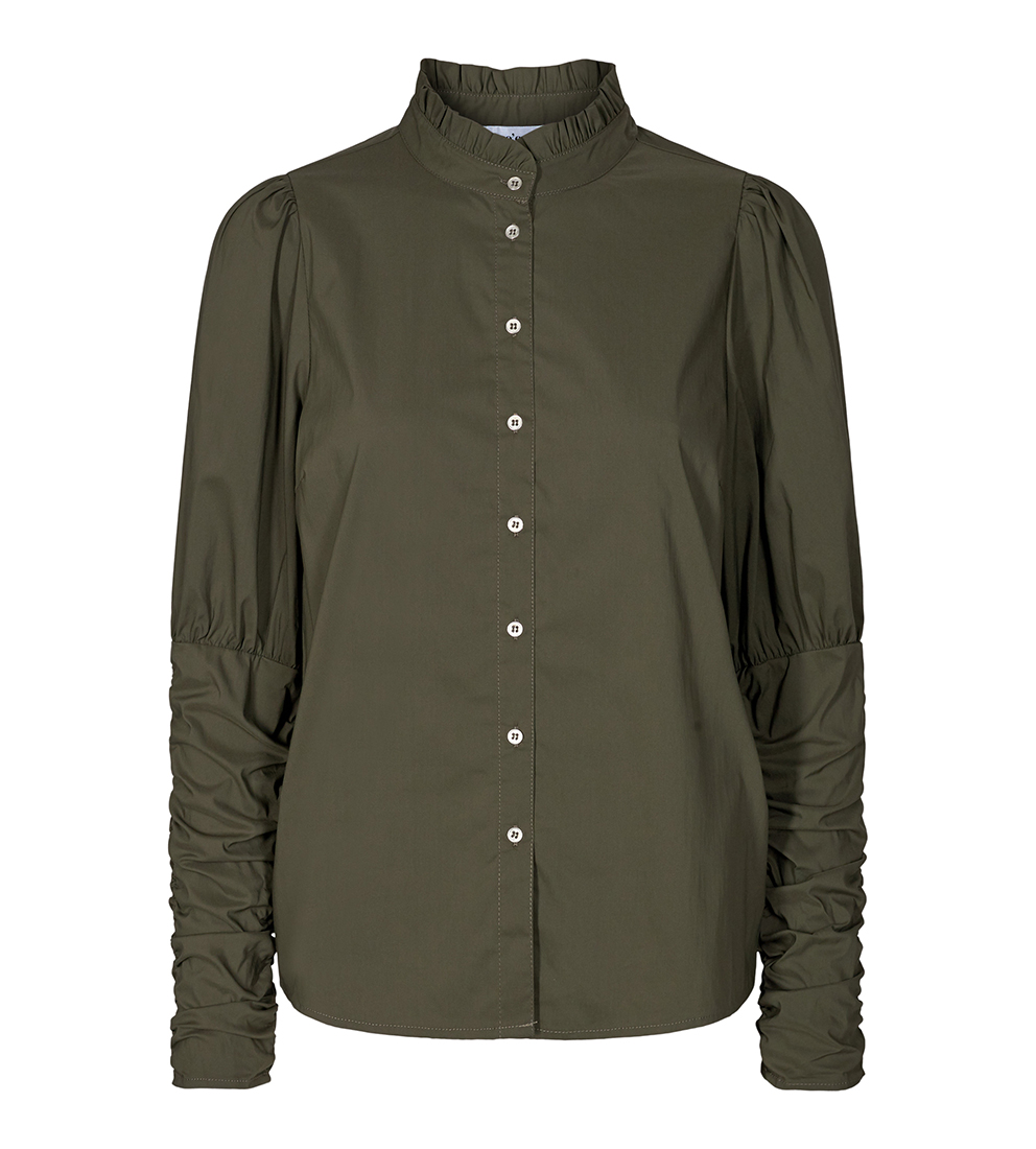 SANDY SHIRT - CO'COUTURE
