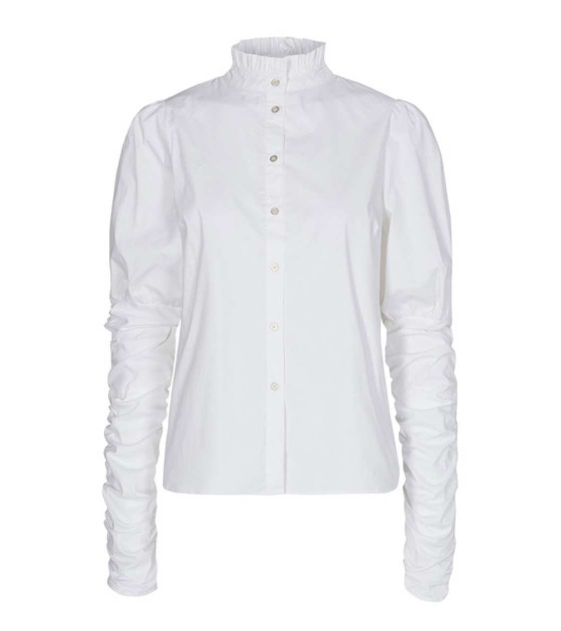 SANDY PUFF SHIRT - COCOUTURE