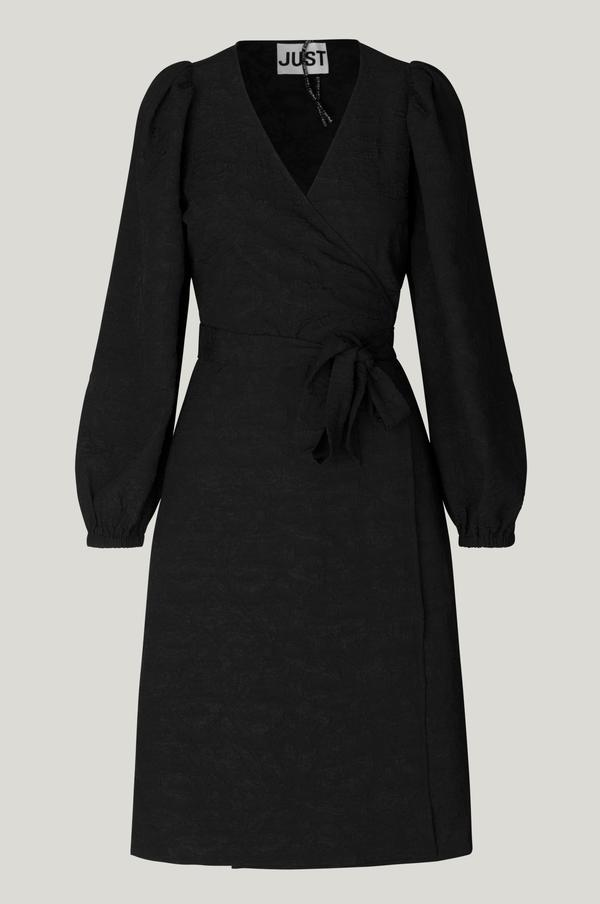 TODA WRAP DRESS - JUST FEMALE