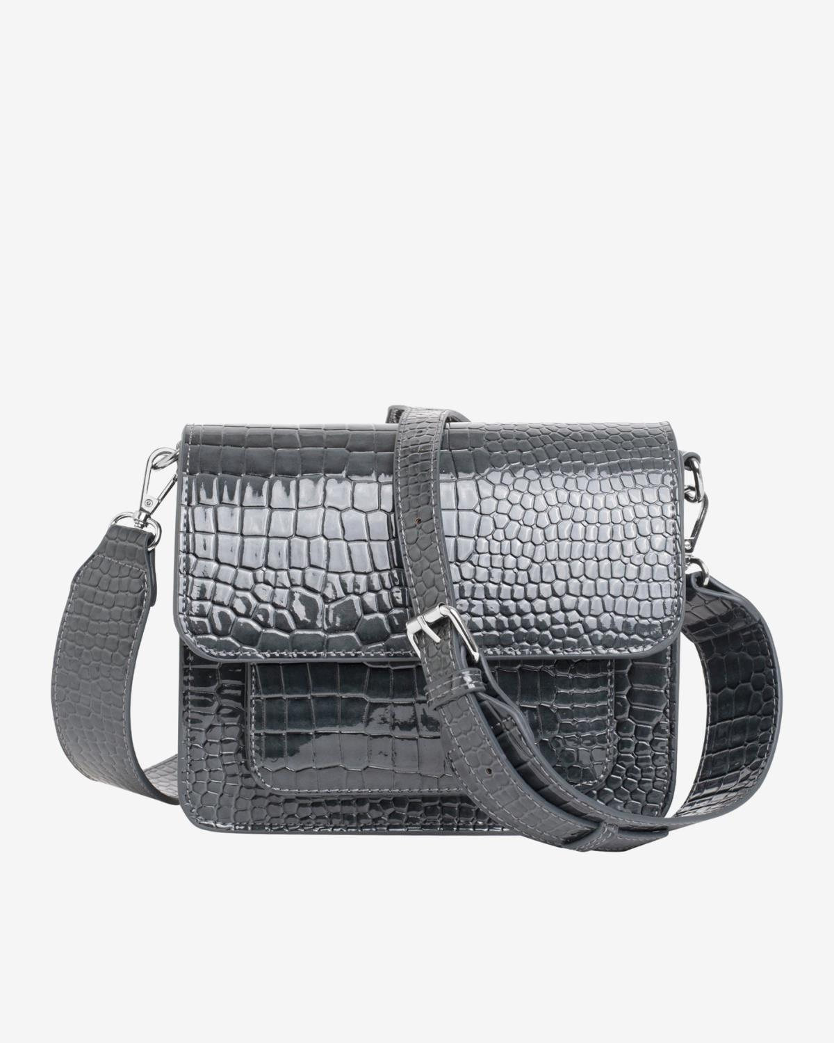 CAYMAN POCKET GREY DARK - HVISK