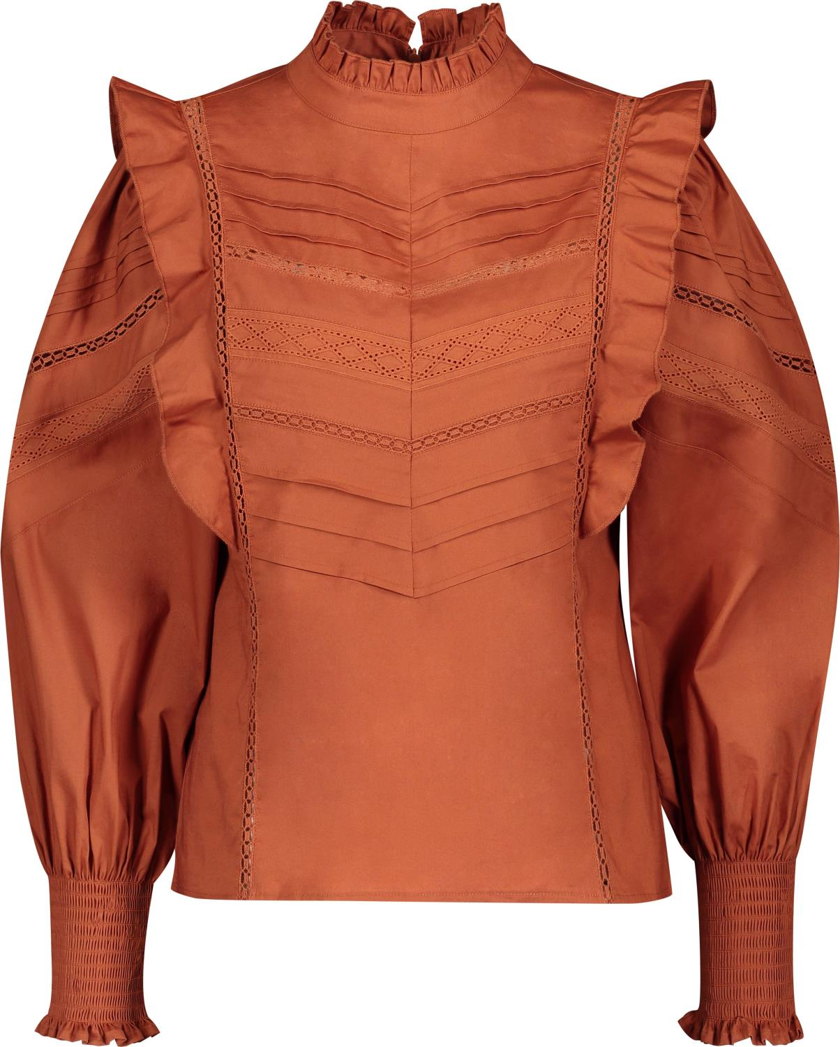 EVIE BLOUSE - UP