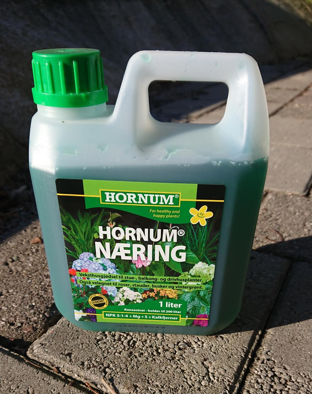 Hornum plantenæring 1 liter