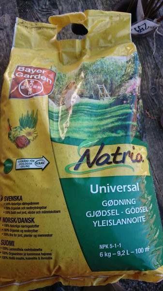 Natria Krav 6 kg.