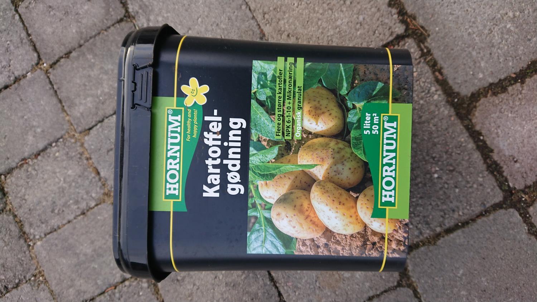 Potetgjødsel 5 liter