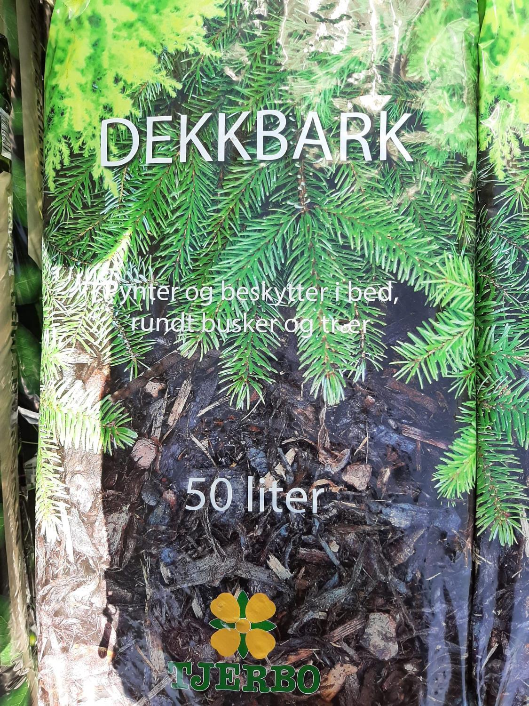 Dekk Bark 50 l. 5 sekker