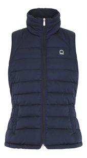 Aster padded vest Kids 128 NAVY