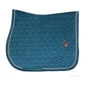 Kentucky Saddle Pad Velvet blue