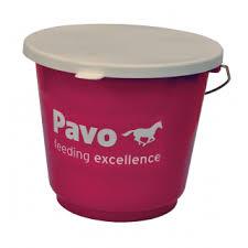 Pavo Rosa Bøtte med lokk