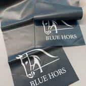 Blue Hors Treningsstrikk