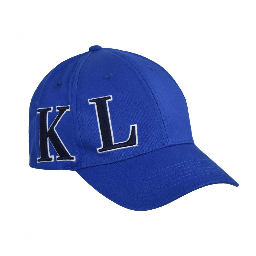 KL Argus Unisex Cap Blue Lalique