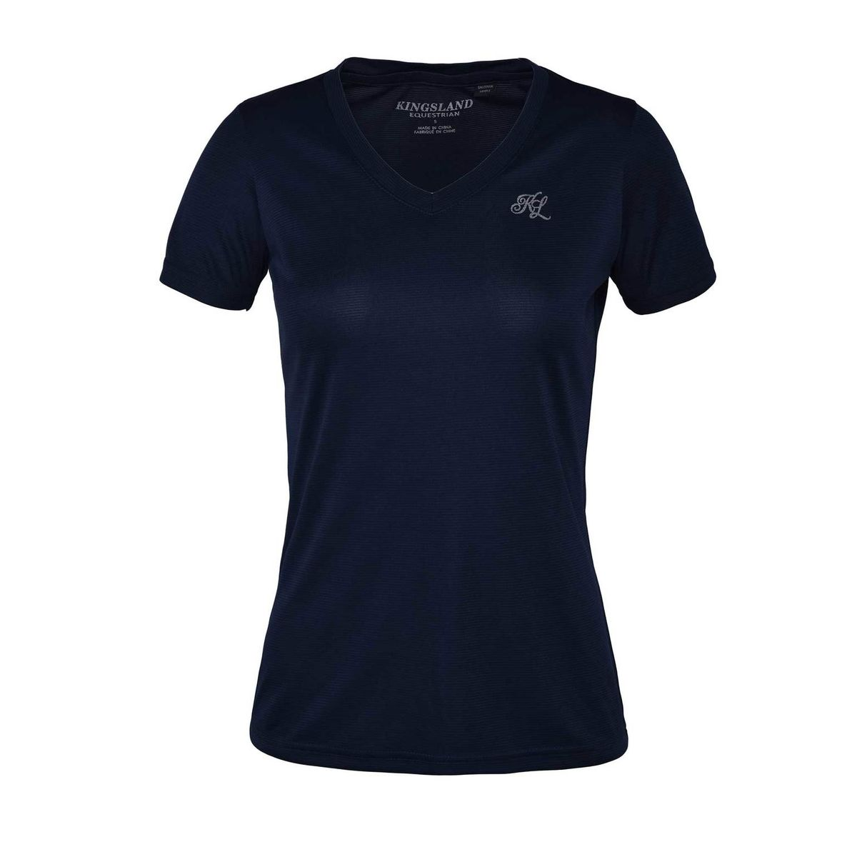 KL Desma Ladies V-Neck Shirt