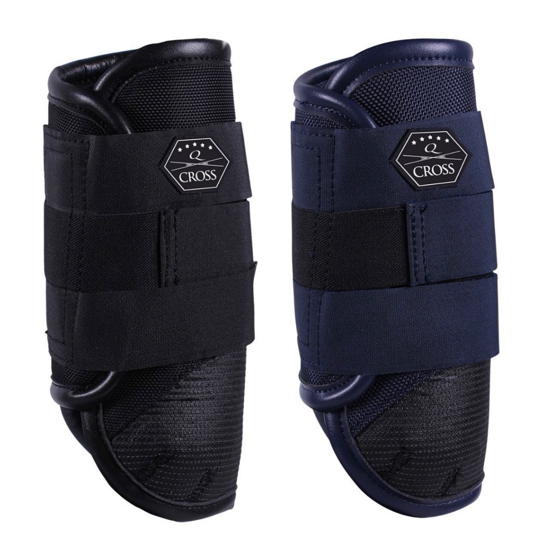 Qhp Eventing Boots Framben