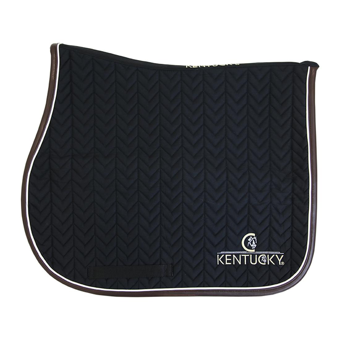 Kentucky sprangsjabrakk m. lærkant og fiskebens mønster