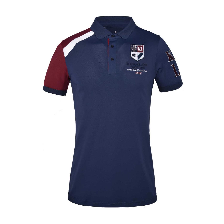 KL Ifan Herre Tec Pique Polo Shirt