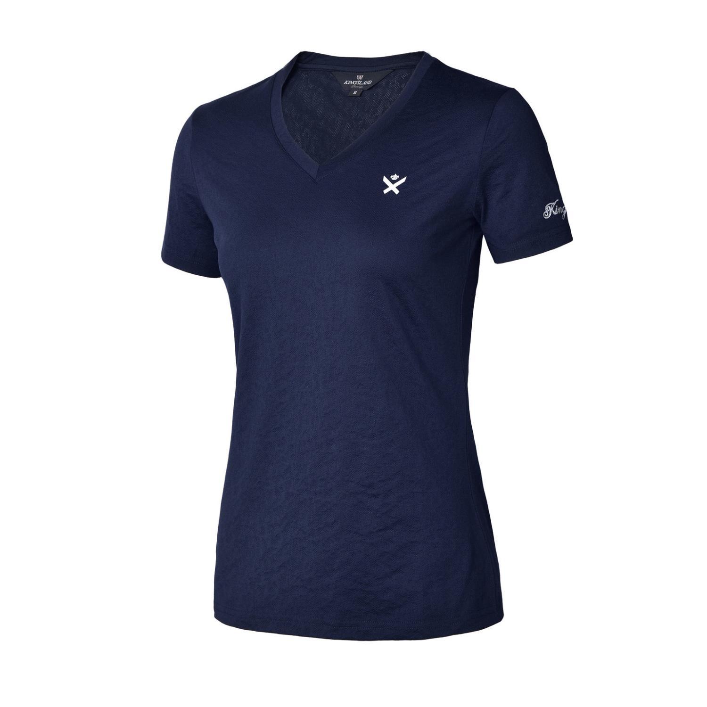 KL Aviva Ladies T-skjorte m/ V- Hals