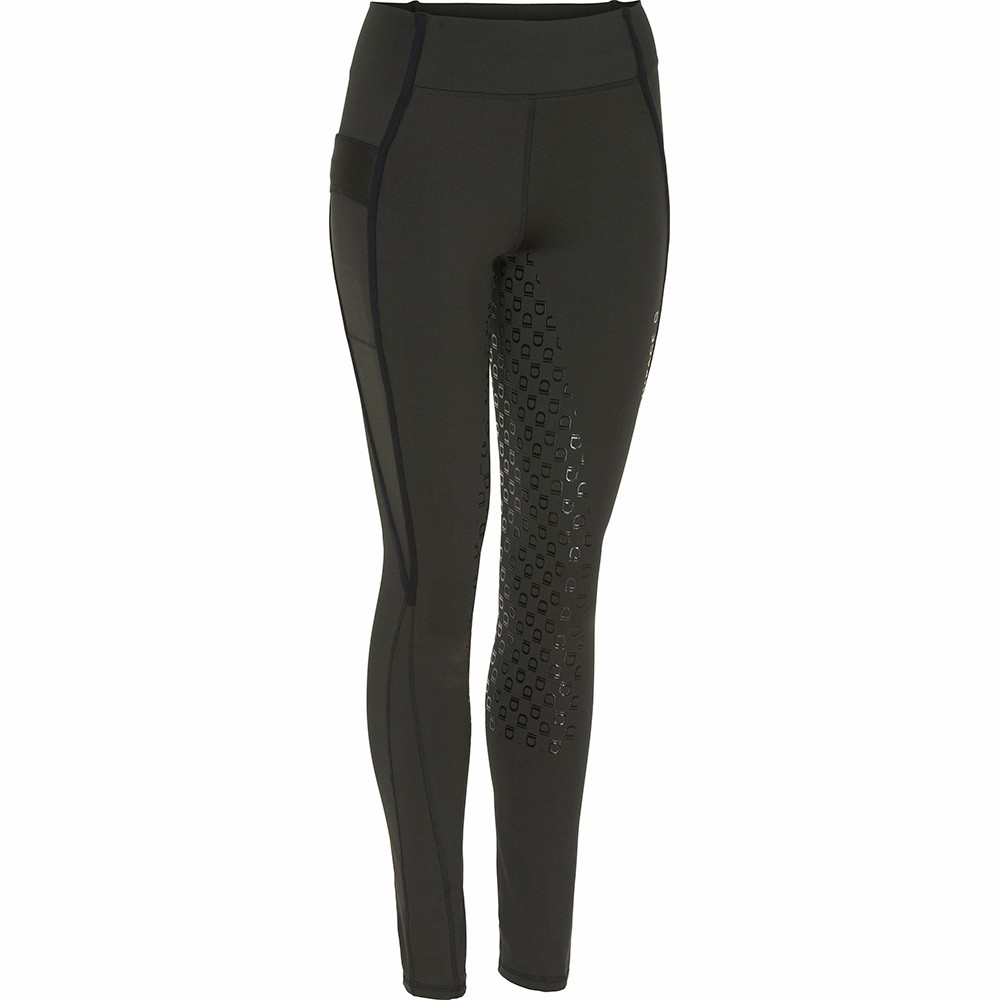 Equipage Finley Ridetights Full Grip