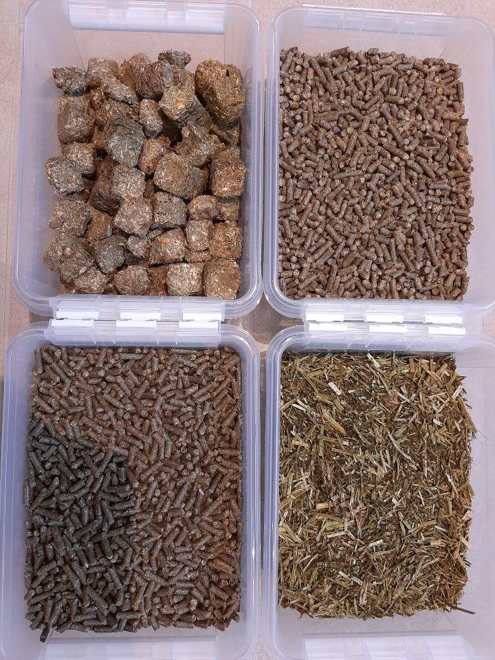 Alfalfa Pellets fra Skeie Agri