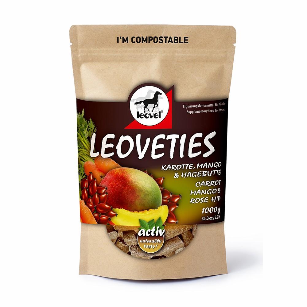 Leoveties Gulerot, mango og nype 1kg