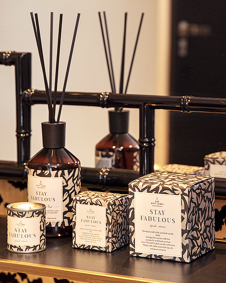 Reed diffuser Stay fabulous