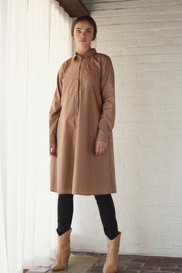 KAbeata Shirt Dress