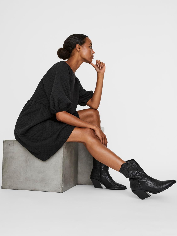 VMCAYLE 2/4 SHORT DRESS JRS GA