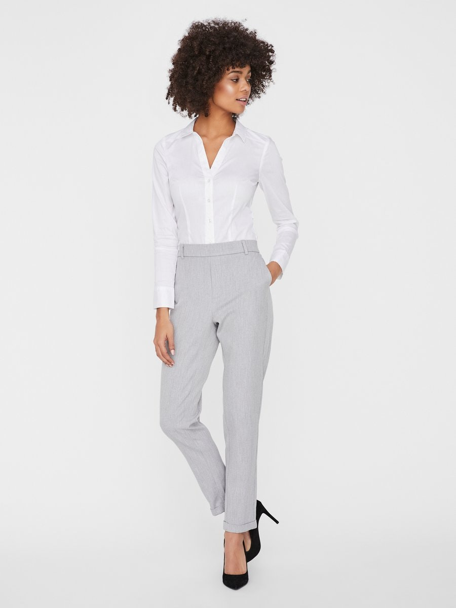 VMMAYA MR LOOSE SOLID PANT NOOS