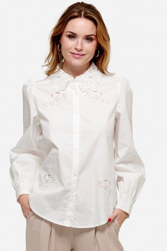 Lucille shirt White